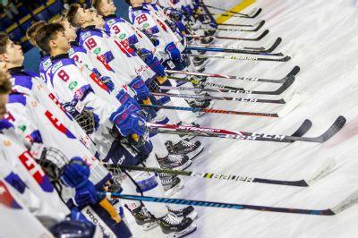 Slovenská hokejová reprezentácia do 18 rokov má negatívne výsledky